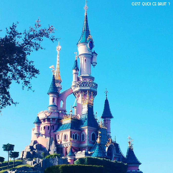 Visite en famille à Disneyland Paris