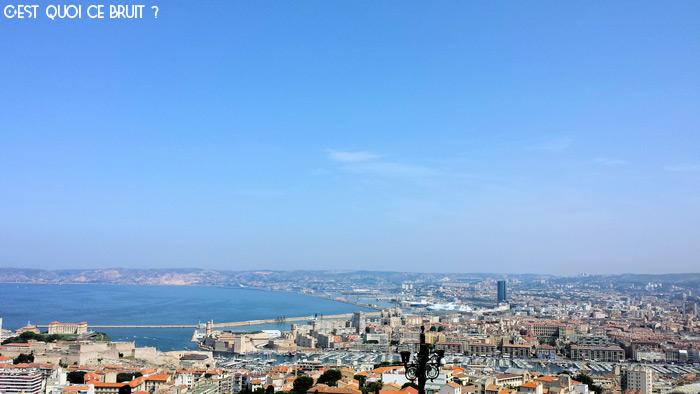 A la découverte de Marseille en famille : Notre-Dame de La Garde