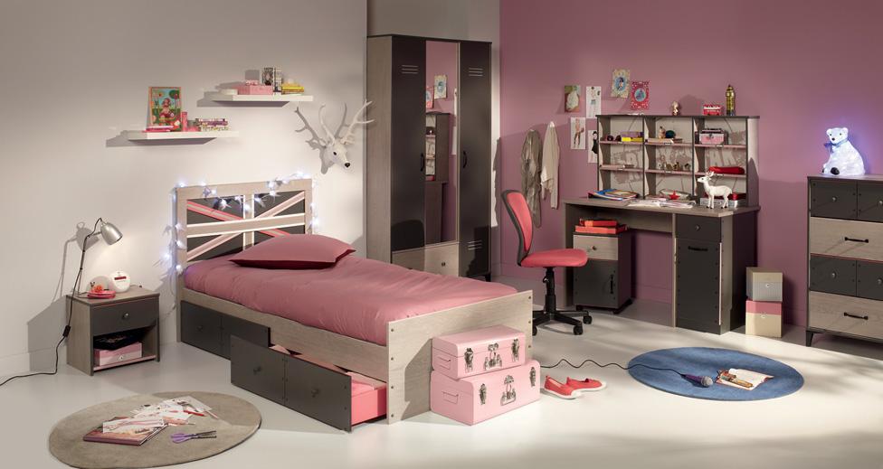 Décorer une chambre d'adolescente
