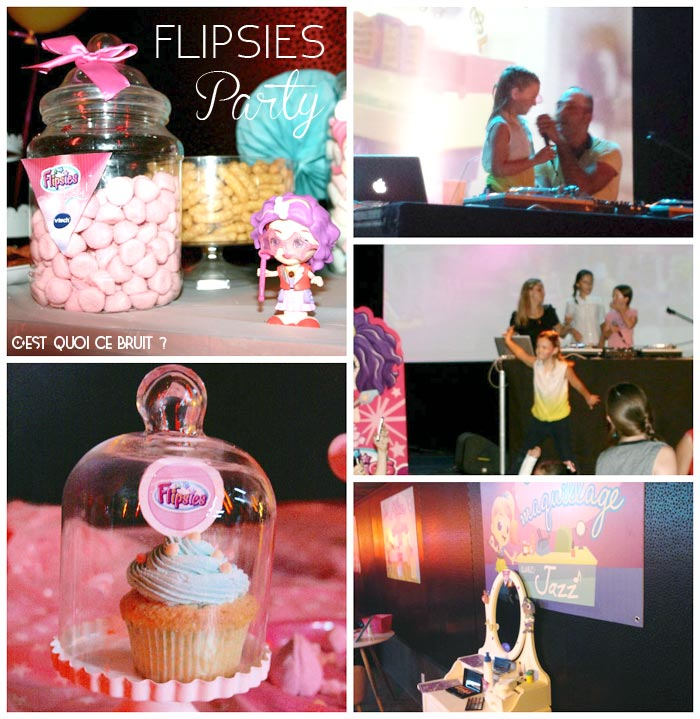 Flipsies Party à Paris