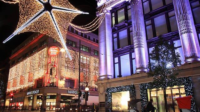 Où partir à Noël ? Si on fêtait Noël à Londres ?
