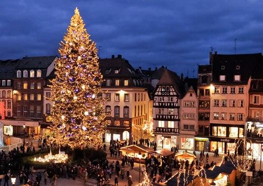 Où partir à Noël ? Si on fêtait Noël à Strasbourg ?
