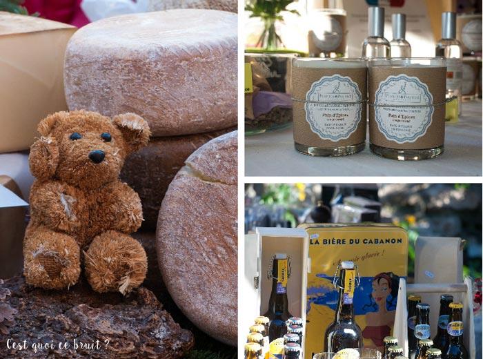 Roquebrune-sur-Argens : Foire au miel et à la gastronomie