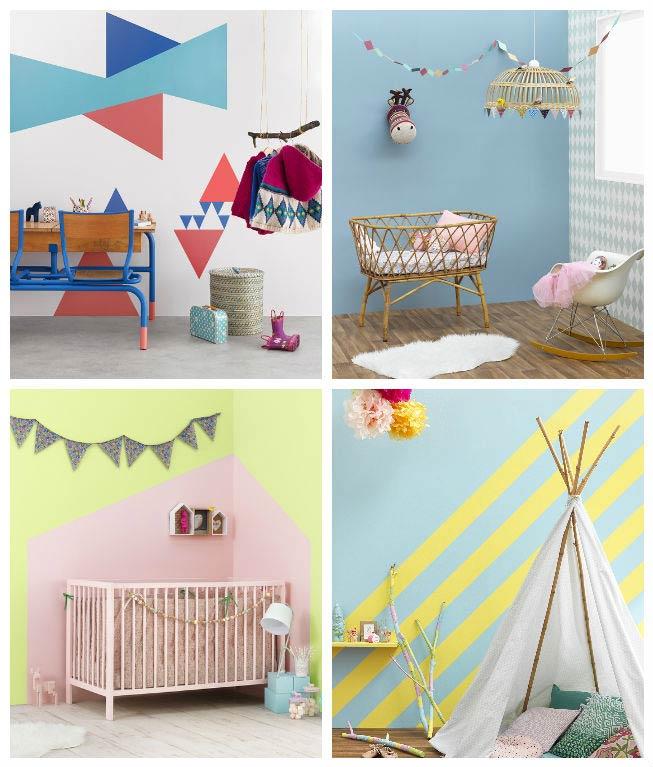 Peindre une chambre d 39 enfant - Comment peindre une chambre d enfant ...