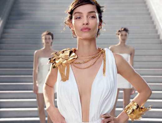 Olympéa, la Cléopatre moderne ! Le parfum Paco Rabanne