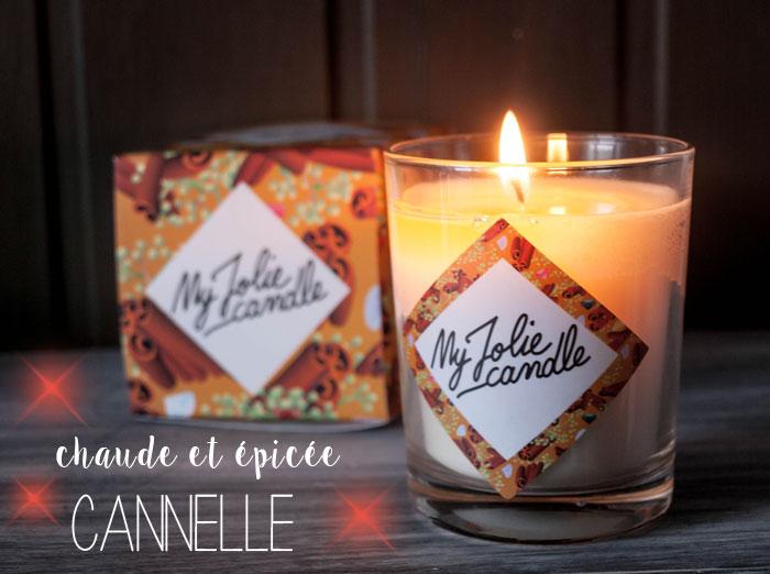 My jolie candle, une bougie un bijou