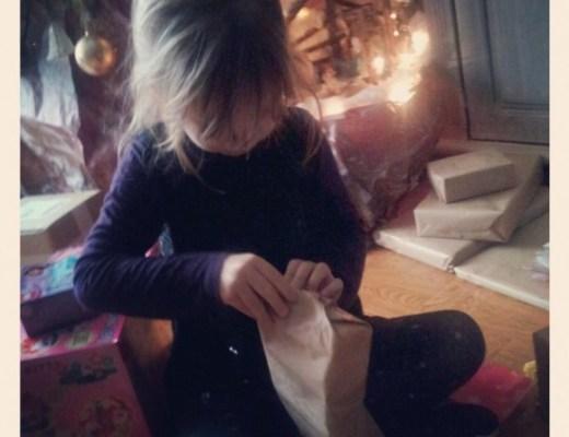 Elle ne crois plus au Père Noël