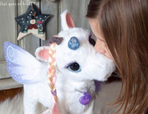 Starlily la licorne internactive