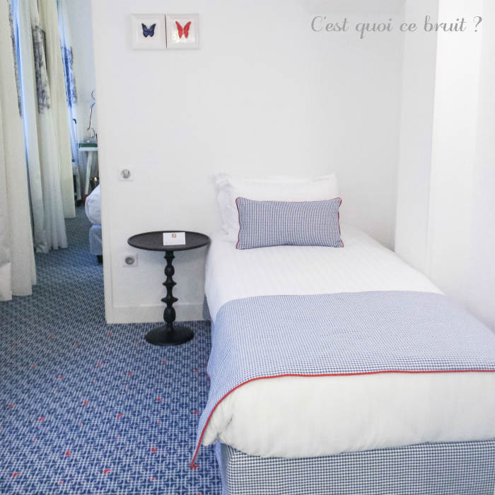 Hotel 34B 100 France Paris Avis