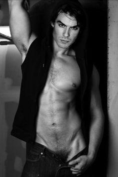 Acteur sexy de série TV : Ian somerhalder