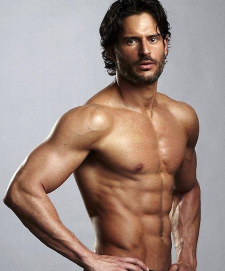 Acteurs de séries tv sexy : Joe manganiello