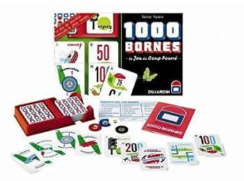 Jouer en famille : 1000 bornes