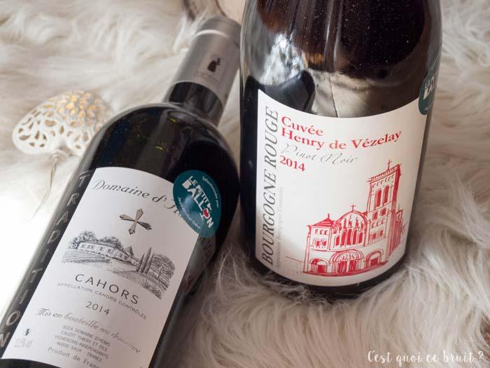 Et si on offrait du vin à Noël avec Le petit ballon ?