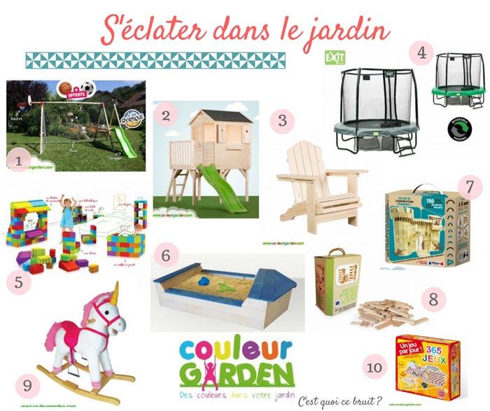S'éclater dans le jardin avec Couleur garden #concours