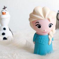 Douce nuit avec les veilleuses Softpal Elsa et Olaf #concours
