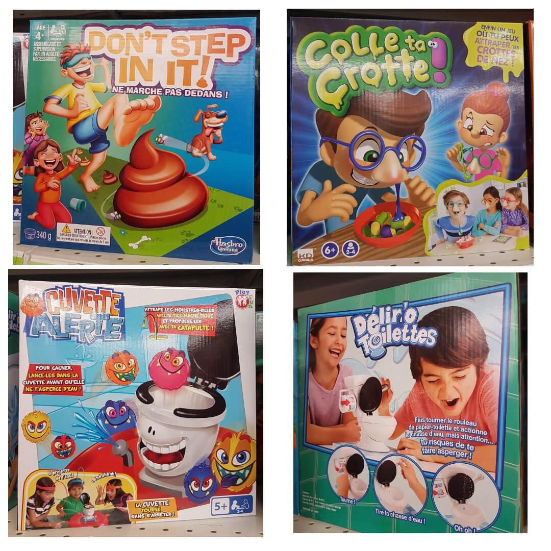 Les jouets les plus pourris à offrir aux enfants à Noël