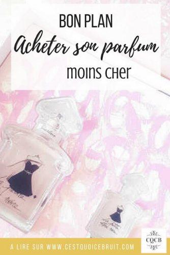 Bon plan pour acheter son parfum moins cher #parfum #bonplan