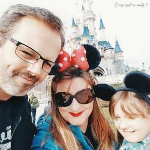 Aller à Disneyland Paris en famille en dormant à l'hôtel Holiday Inn Marne la Vallée