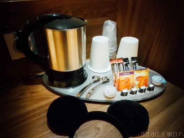 5 bonnes raisons de dormir à l'hôtel Holiday Inn Marne-la-Vallée pour aller à Disneyland Paris