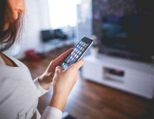 addiction au smartphone des parents
