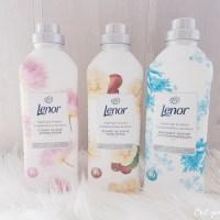 Le linge frais avec Lenor #InspireParLaNature #concours