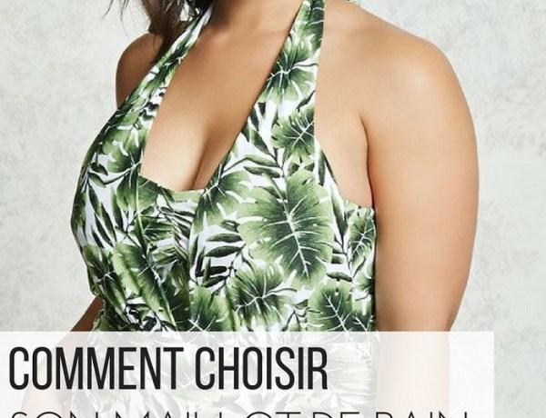 Choisir son maillot de bain quand on est ronde #ronde #curvy #grandetaille #moderonde