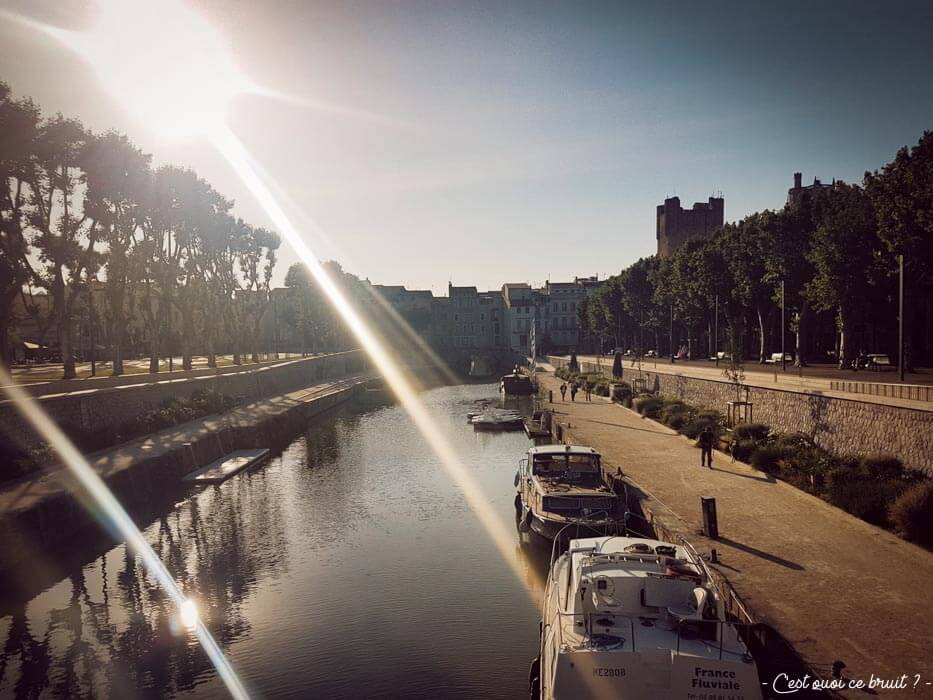 Blogtrip dans l'Aude : Narbonne