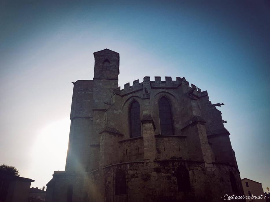 Cathédrale de Narbonne dans l'Aude