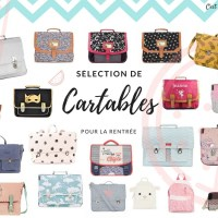 20 cartables top canons à shopper avant la rentrée !