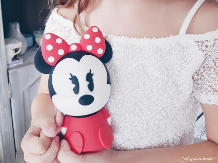 Test de la veilleuse Softpal Minnie