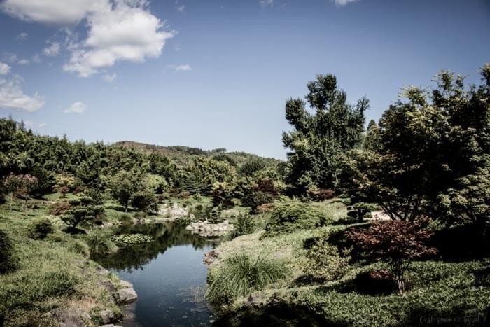 Visite en famille de la Bambouseraie des Cévennes à Anduze, dans le Gard