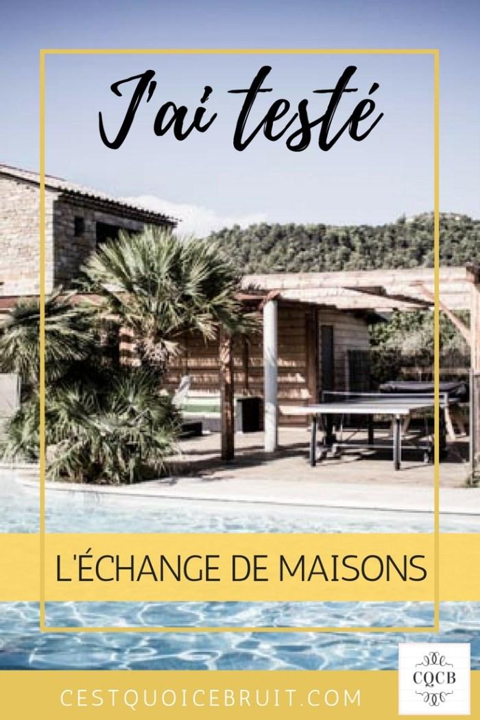 J'ai testé l'échange de maisons pour voyager gratuitement (ou presque) #vacances #bonplan #voyage #travel #échangedemaison #guesthouse #france #guesttotguest