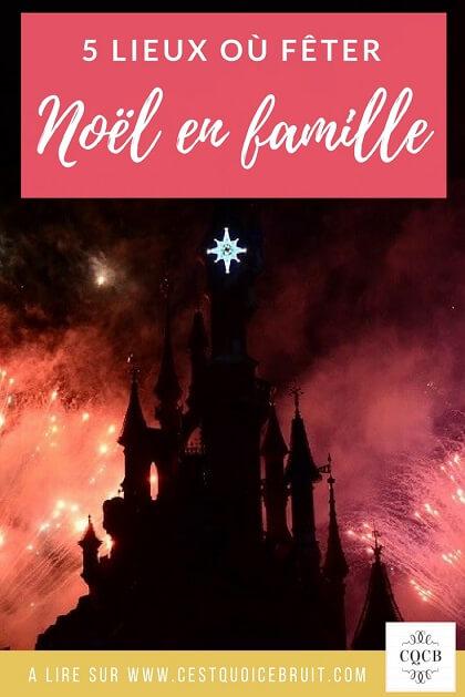 5 lieux où fêter Noël en famille