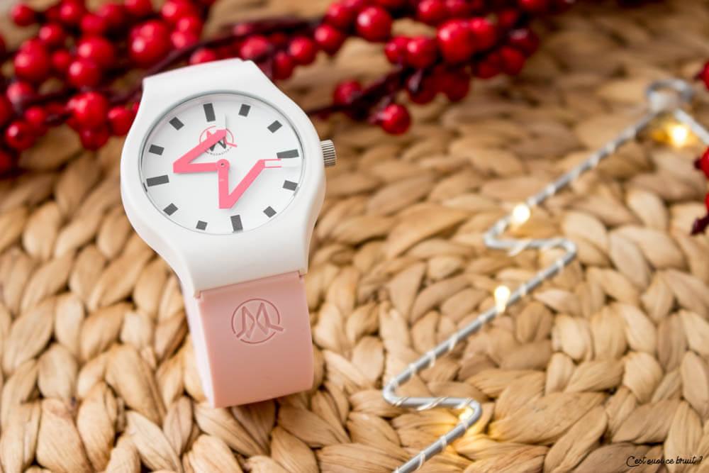 Madwatch, la montre... qui donne l'heure et c'est tout ! ^^