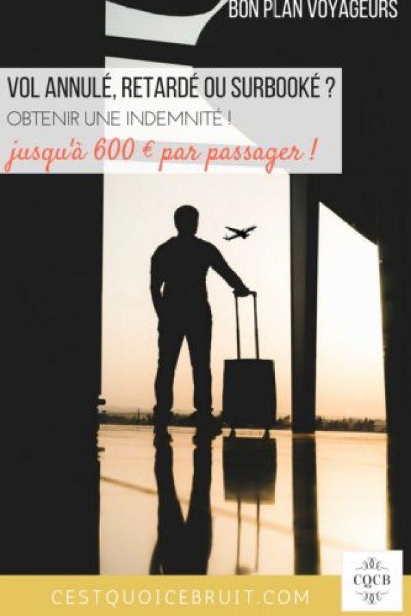 Vol annulé ou retardé, comment obtenir une indemnité ? #voyage #travel #travelblog #bonplan
