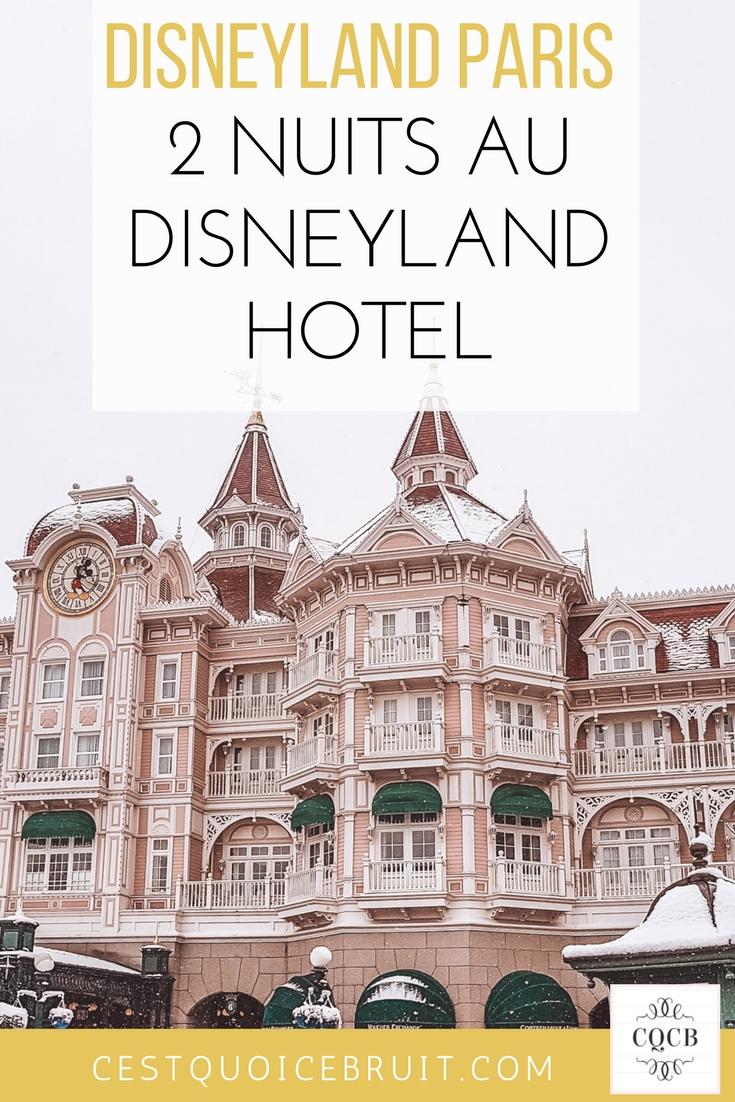 Disneyland Hotel en famille #disney #disneylandparis #disneylandhotel