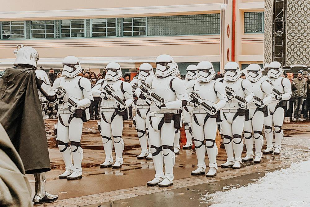 La magie de Disneyland Paris sous la neige en février 2018