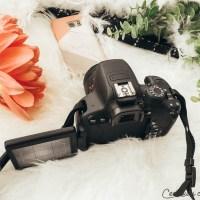 Mon matériel photo / vidéo pour bloguer