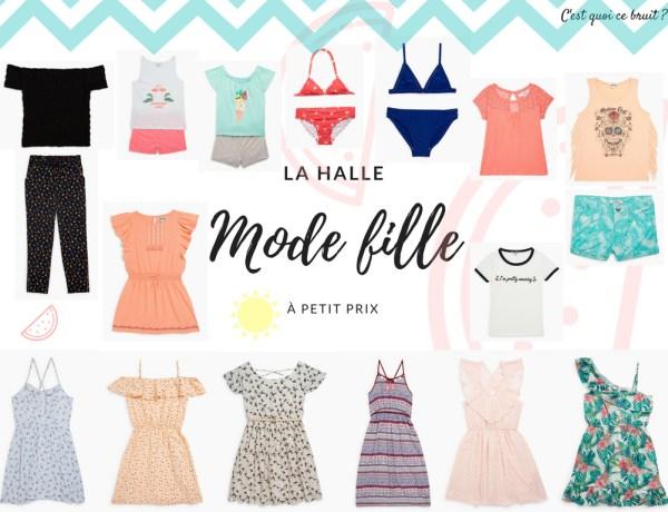 Sélection mode fille à petit prix pour l'été