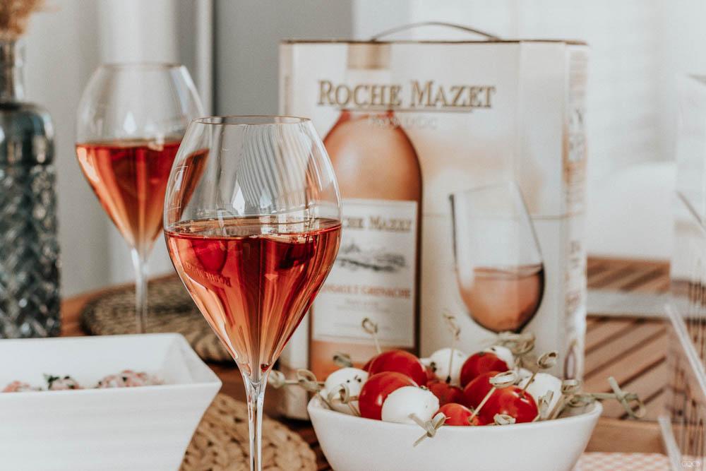 Recettes apéro réussi en été autour d'un verre de rosé