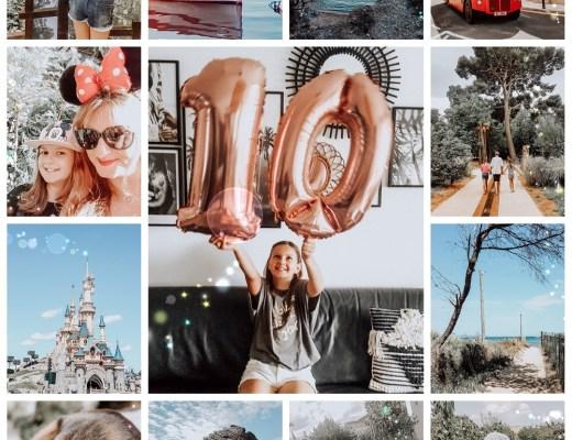 Ete 2018, nos vacances. L'été des blogueuses famille.