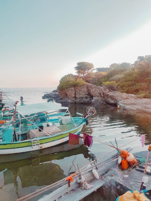 Var, sortie en famille sur les îles du Gaou