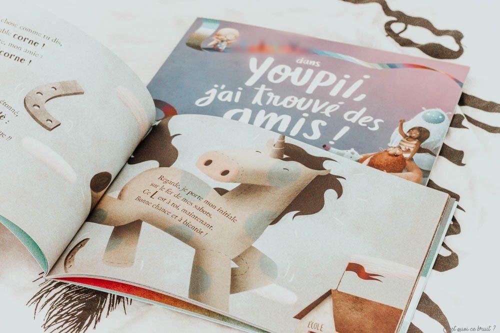 Livre personnalisé Wonderbly, Oh j'ai perdu mon nom, à lire en famille