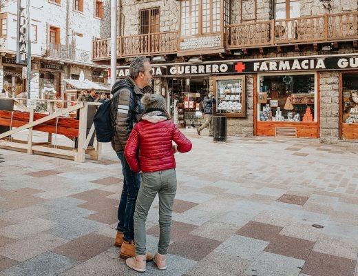 Andorra Shopping Festival 2018 en famille