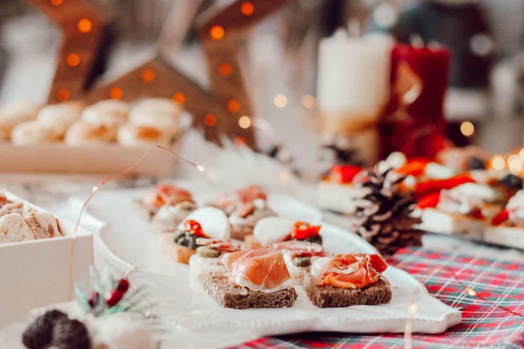 Quel apéritif pour les fêtes de fin d'année ? On a testé Flunch Traiteur