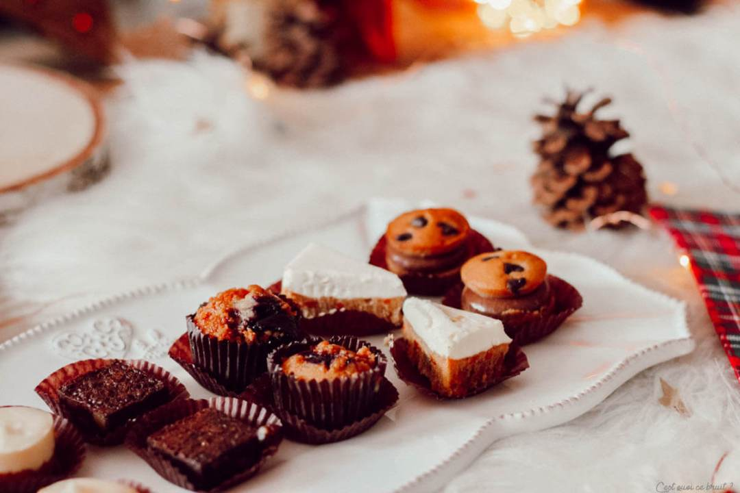 Idées repas de Noël et Saint Sylvestre