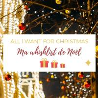 All I want for Christmas ! 10 choses que j'aimerais à Noël