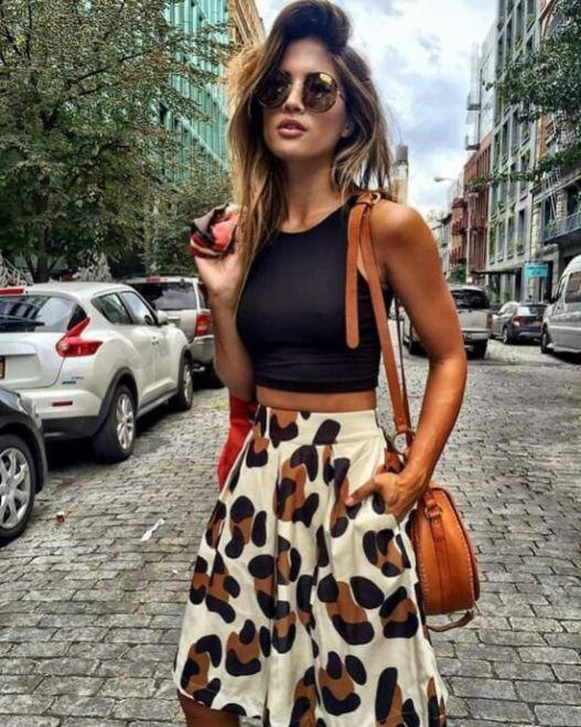 Comment bien porter l'imprimé léopard sans être vulgaire