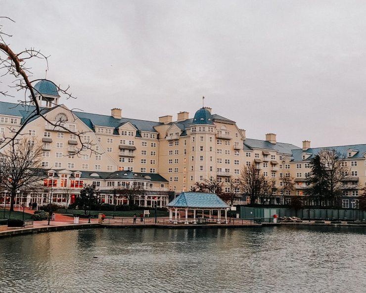 Mon avis sur le Disney's Newport Bay Club en famille