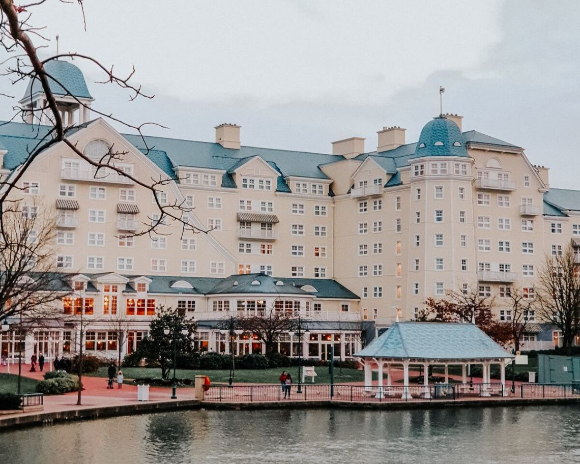 Notre séjour au Disney's Newport Bay Club en famille